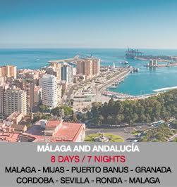 malaga & andalucia