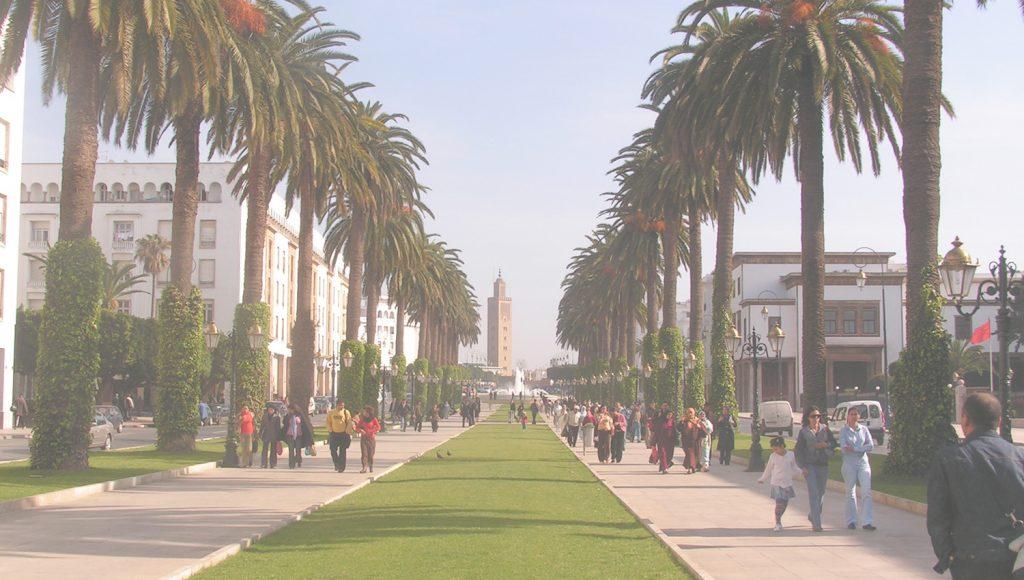 Rabat Morocco Parlament
