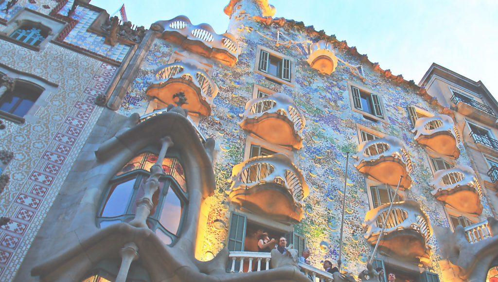 casa Gaudi Barcelona